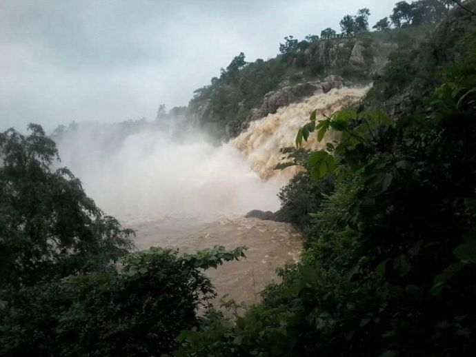 Hazra Fall, Biodiversity Heritage Site, Biological Diversity Act, 2002, Salekasa forest, Gondia division, Nagpur, Hazra fall To Be Declared as BHS, Maharashtra State Biodiversity Board On Hazra Falls, Eco Tourism Site Hazra Falls