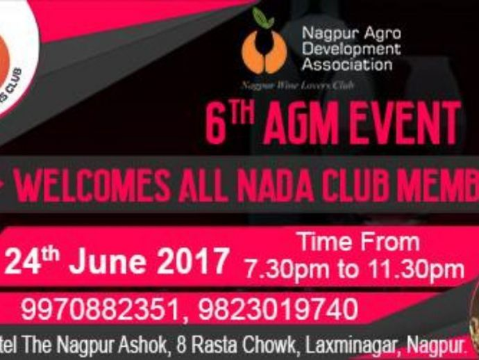 Nagpur, Events, 6th AGM EVENT of Nagpur Wine Lovers Club