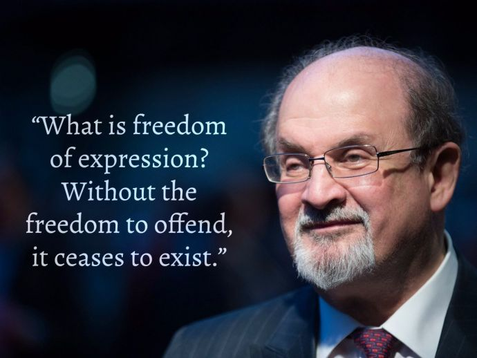 10 Amazing Quotes By Salman Rushdie That Youll Want To Get Tattooed All Over Your Body
