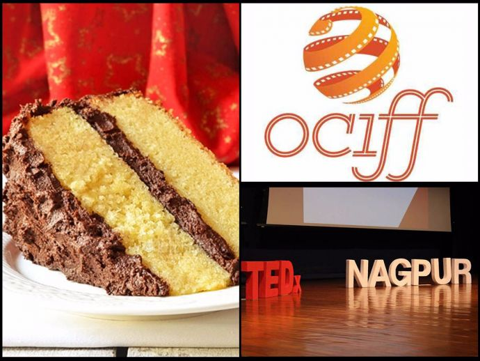Nirali, OCIFF, alagangle, TEDx Nagpur, Ted talks, Nagpur, Library Nagpur, Cooking classes, Craft workshops