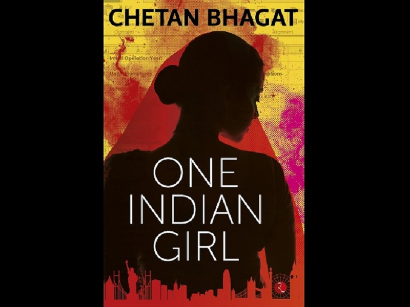 Chetan, Chetan Bhagat, Chetan's New Book, Bhagat's New Book, One Indian Girl