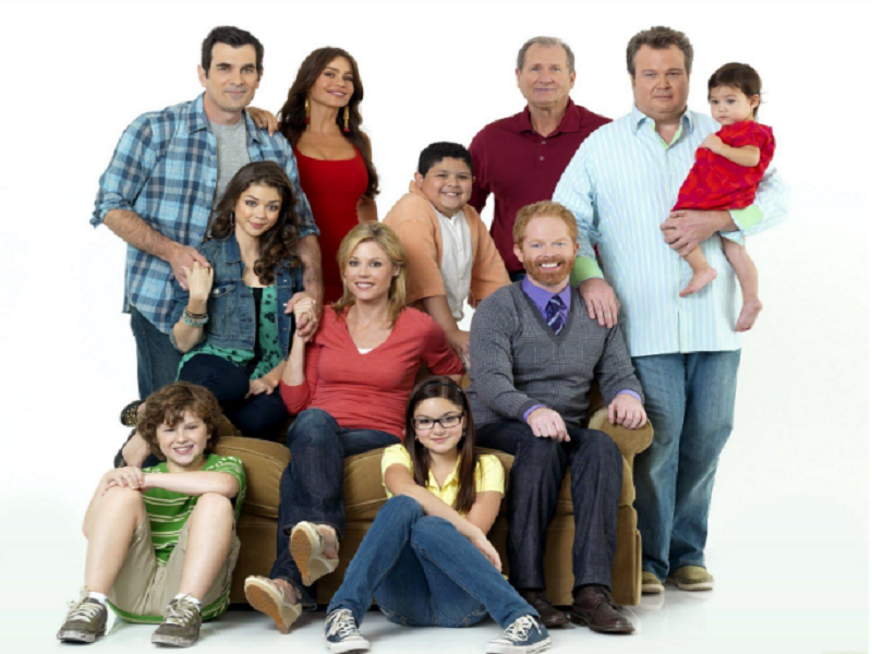 Modern Family, Outstanding Comedy Series, Emmy Award, TV SERIES, Fun Facts Modern Family