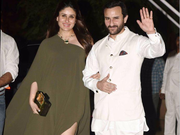 Kareena Kapoor, Saif Ali Khan, Baby Boy, Junior Nawab