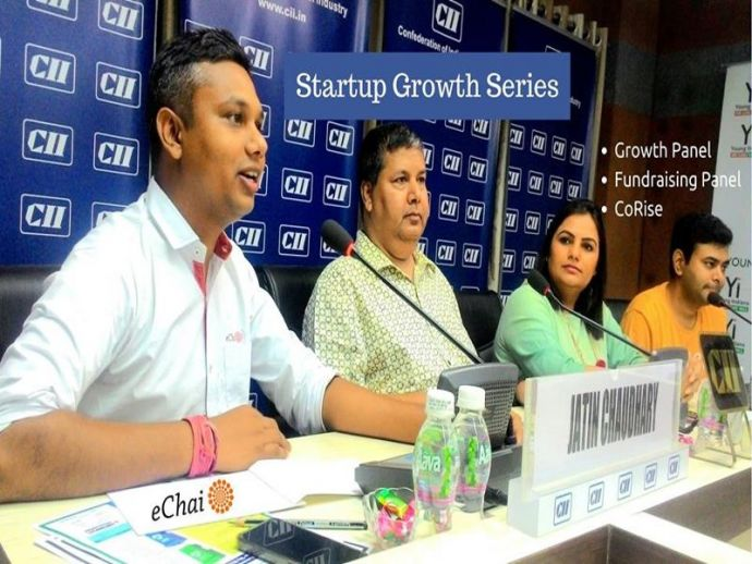 Nagpur, Event, eChai's Startup Growth Series in Nagpur