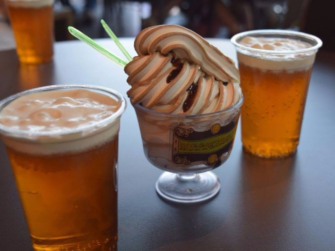 yuenglings, ice cream, harry potter, butterbeer, flavour