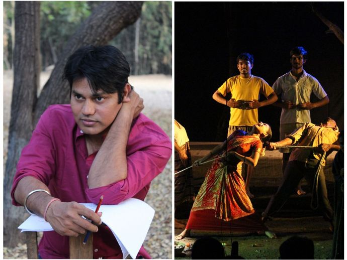 Nagpur play, Nagpur theatre groups