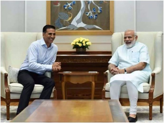 Toilet: Ek Prem Katha, Akshay Kumar, PM Narendra Modi, modi, biopic, Prime Minister Narendra Modi, Biopic On Narendra Modi, Akshay Kumar To Play Modiji