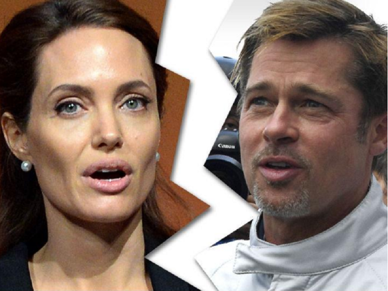 Angelina Jolie, Brad Pitt, Brangelina, Angelina Jolie Divorce, Hollywood
