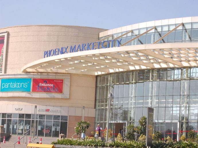 Christmas Carnival, Phoenix, Mall, Pune