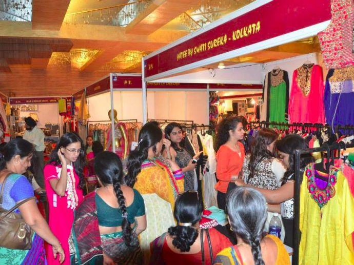 Fashionista Fashion & Lifestyle Exhibition, Center Point Hotel, Nagpur