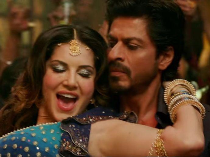 Sunny Leone, Raees, Shah Rukh Khan, SRK