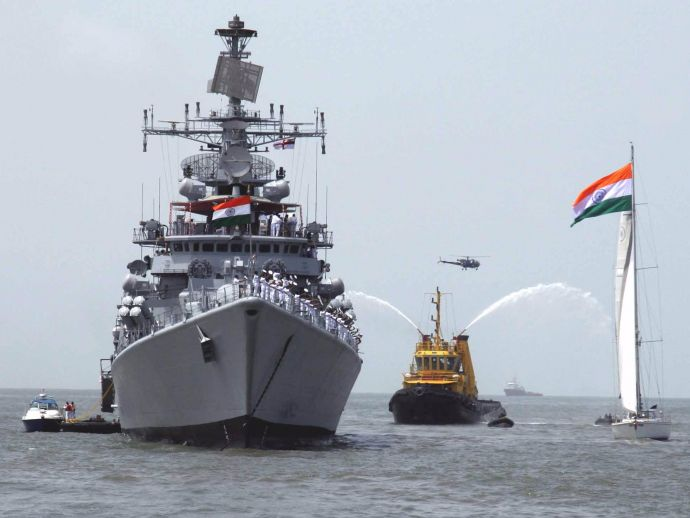 INS Sarvekshak, solar power, System, Survey Class Vessel, Indian Navy, Warship, Kochi, Southern Naval Command, Rajesh Bargoti, Sreejith Thampi, Green Project Of Indian Navy