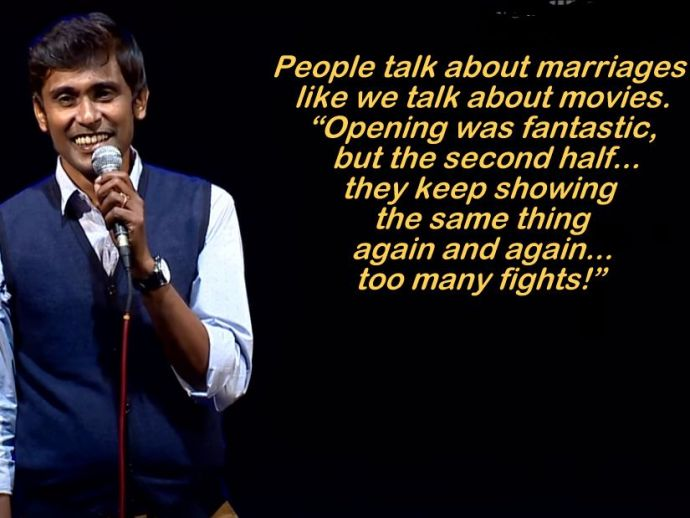 alexander babu, alex, stand up comedy, married with children, marriage, institution, Marriage As An Instituion, Jokes On Indian Marriages