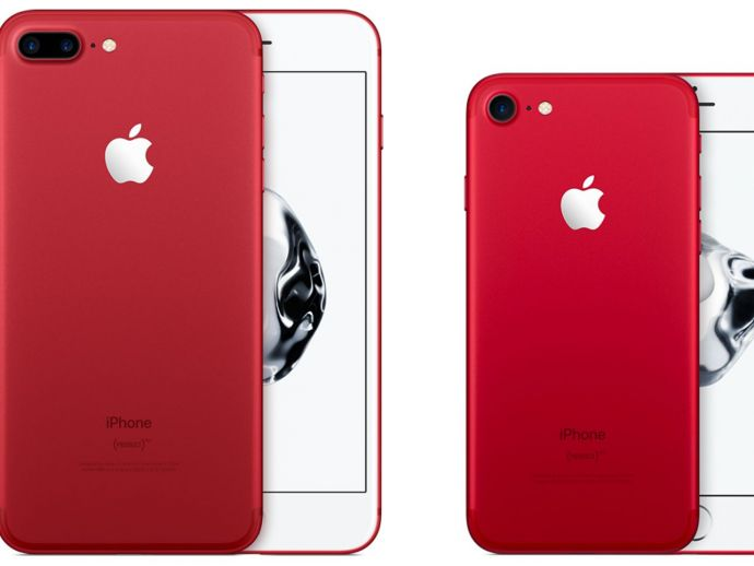 Apple, iPhone, iPhone 7, red iPhone, iPhone 7 plus, Tim Cook, India, RED, AIDS, Apple Latest News, Apple's Red Version, Red iPhone 7 & 7 Plus, The red version iPhone 7