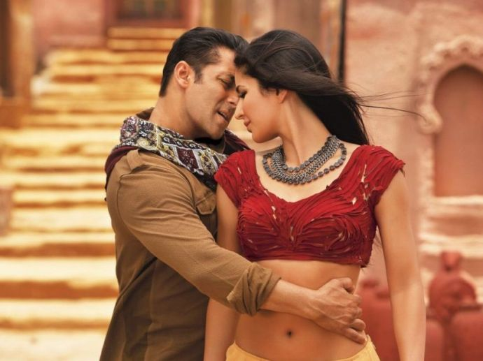 Salman, Katrina, Tiger Zinda Hai, Salman Khan and Katrina Kaif, movie, couple