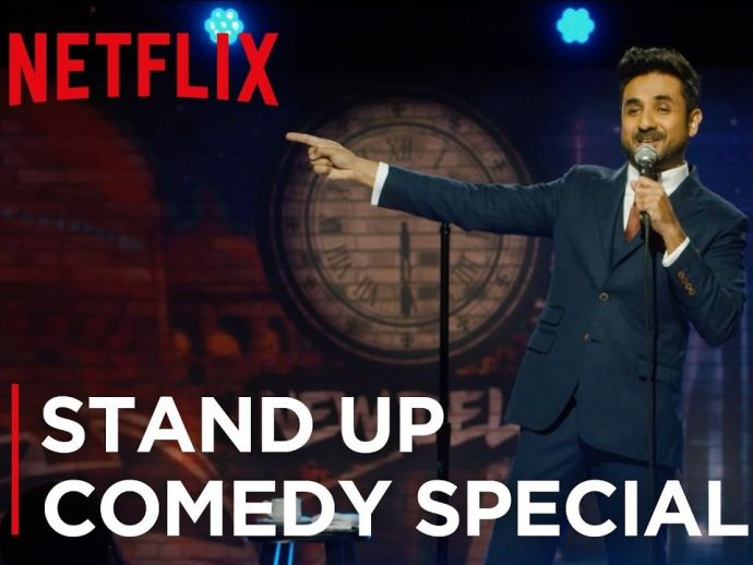 Vir Das, Indian Actor, Comedian, Stand-up Comedy, Netflix