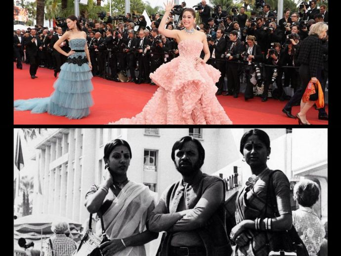 Cannes, Cannes Film Festival, Shabana Azmi, Shabana Azmi tweet, Celebrities at Cannes, actress, bollywood, films
