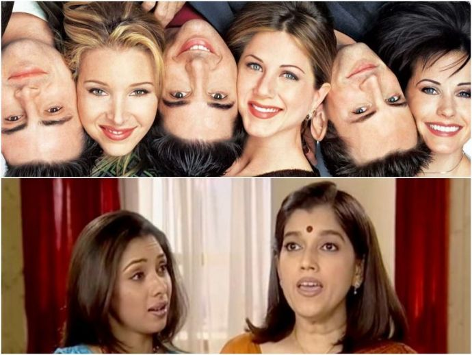 Sarabhai vs Sarabhai, Comformity, friends, sitcom, psychology, knowledge, human behaviour, tv series, Background Laughter At Sicoms, Laughter Echo In Sitcoms, The Pull Of Conformity, Laugh Tracks Behind Sitcoms, Psychology Behind Background Laugh Tracks