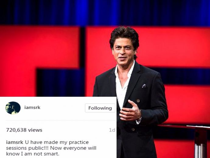 Shah Rukh Khan, TED Talks, Preparing, inspiration, motivational, exam, practice