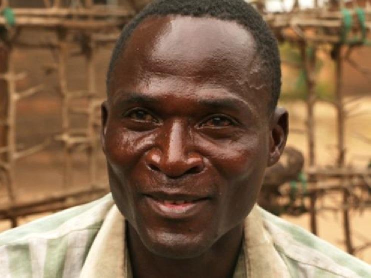 Hyena, Lakadbaggha, Men, Strange Men In Africa, Men In Africa, Hyena In Africa, Malawi