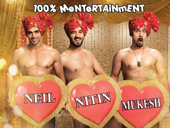 Big Fat Indian, Big Fat, Shaadi Boys, Neil Nitin And Mukesh, Neil Nitin Mukesh, Indian Web Series, Web Series