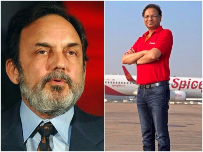 NDTV, SpiceJet, Ajay Singh, Prannoy Roy, Radhika Roy, BSE, CBI