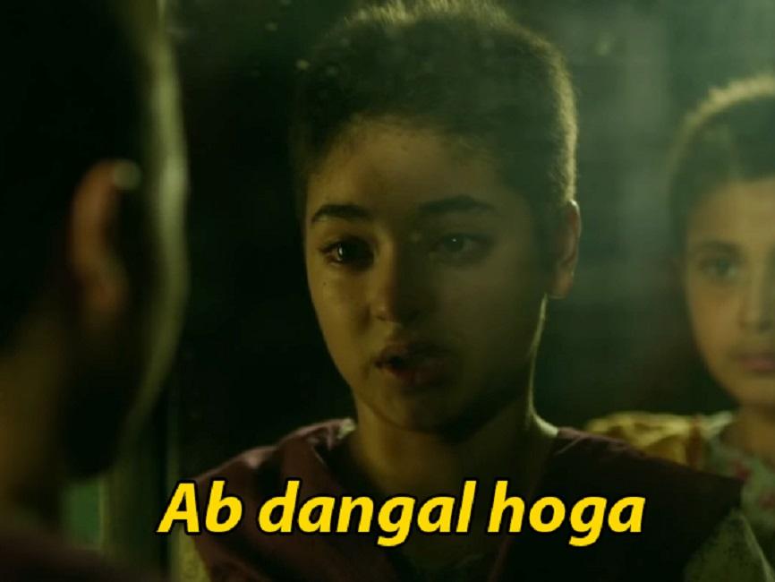 aamir khan, dangal, Dangal, Ab Dangal Hoga, #abdangalhoga, phogat