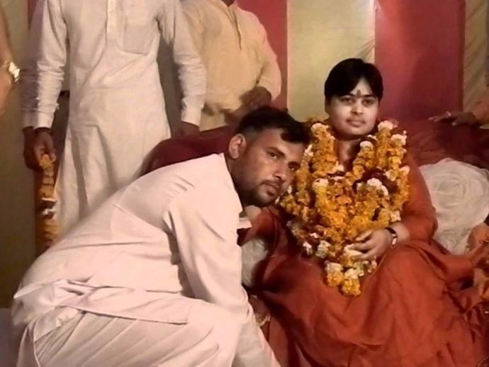 Sadhvi Deva Thakur, Killing, Surrenders, Haryana, India