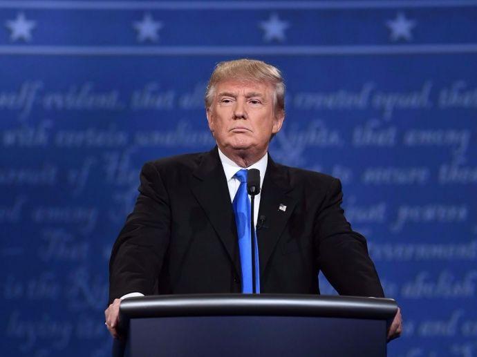 Donald Trump, Evil, Hillary Clinton, President, US President, US Presidential Election