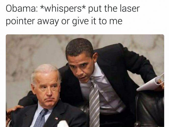 Barack Obama, Joe Biden, USA, President, Vice President, Meme, Hilarious
