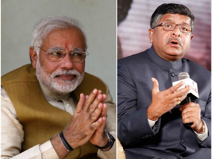 Ravi Shankar Prasad, Prime Minister, Narendra Modi, Ganga, pure, funny, twitter