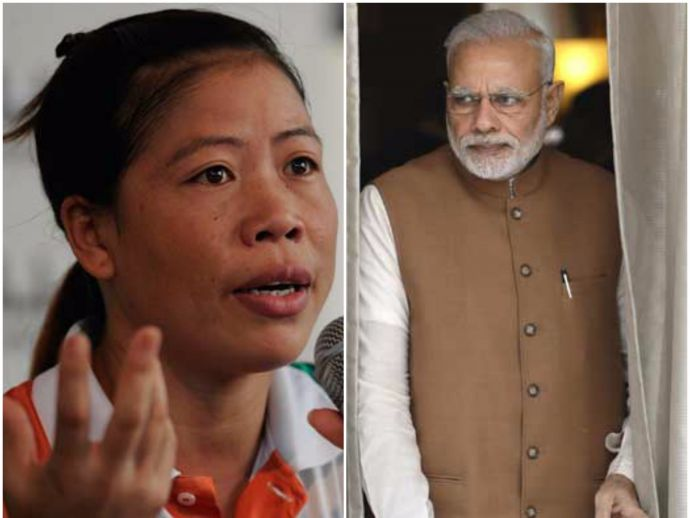 Manipur, Mary Kom, Narendra Modi, Manipur Economic Blockade, United Naga Council, UNC