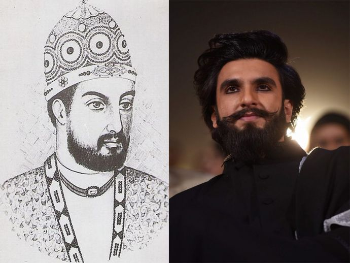 Finally, Padmavati, negative role, shahid kapoor, deepika padukone, movie, bollywood, ranveer singh