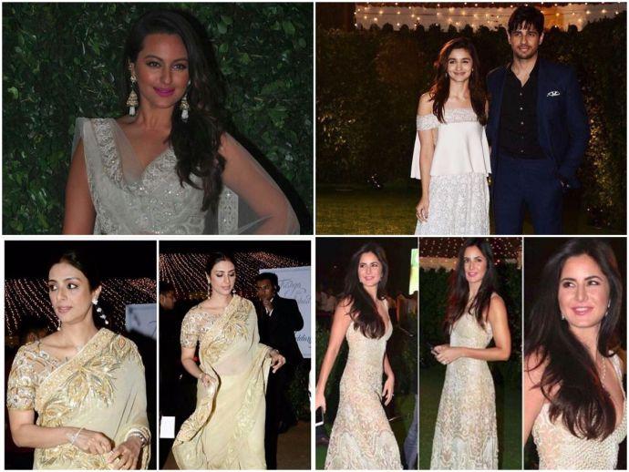Ronnie Screwvala, Daughter, Wedding Reception, Trishya Screwvala, Suhail Chandok, Hotel Taj Mahal, Mumbai