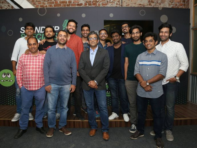 Amazon Prime Video, Stand up comedy, netflix, hotstar, kenny, biswa, zakir khan, EIC, sapan verma