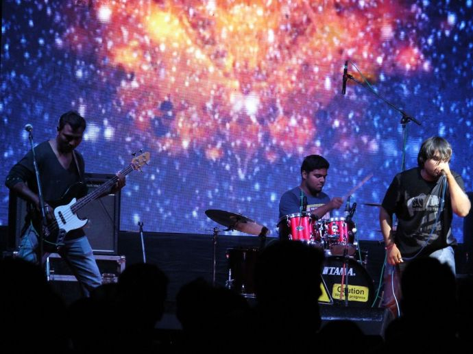 Coke Studio- Papon Live & Daniel Fernandes Live at Aarohi, VNIT, Nagpur