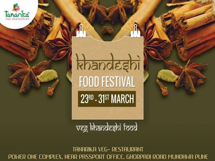 Pune, Event, Khandeshi Food Festival
