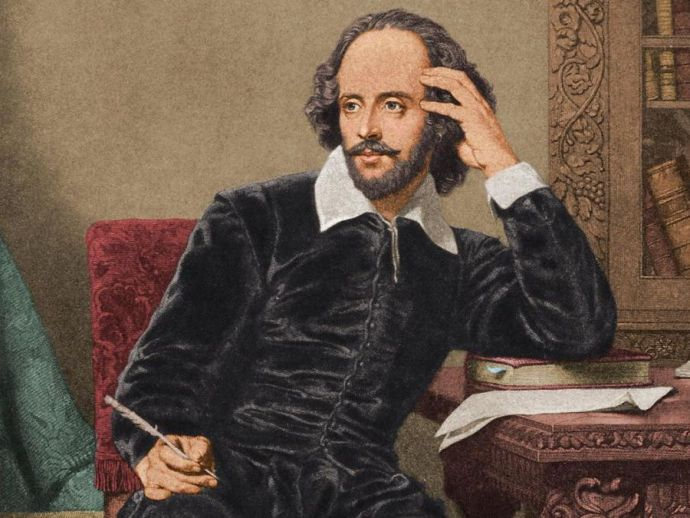William shakespeare, author, bard, famous, legend, unknown, facts, father, odd jobs, ale tester, married, pregnant, anne hathaway, children, john shakespeare, mary shakespeare, illiterate, signature, english, information, whereabouts, name, pronunciation,