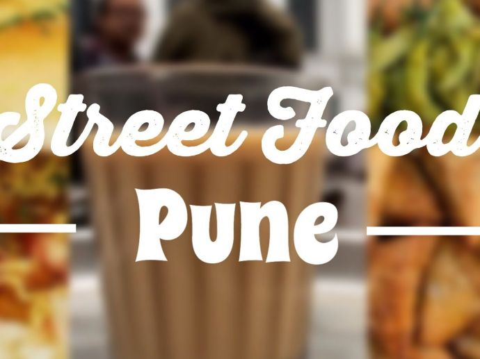 Pune Street Food, PMC, Pune Municipal Corporation, street food, Misaal pav, pav bhaji, pani puri, FC Road, Karve Road