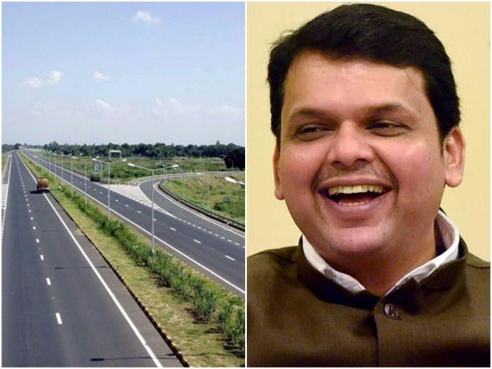 nagpur, nagpur news, Nagpur-Mumbai Expressway, devendra fadnavis, metro, metro news, Bhoomipujan