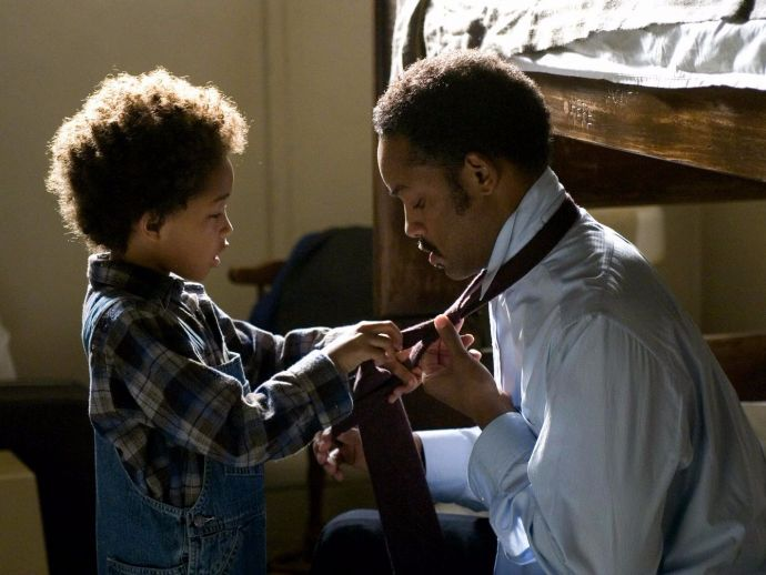 chris gardner, will smith, pursuit, happyness, happiness, jaden smith