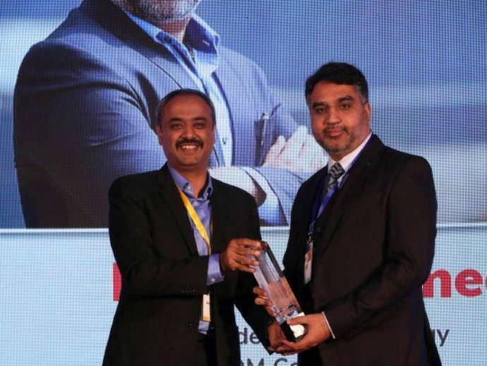 Nagpur, Nagpur Dr. Rizwan, CIO award, NEXT100 Future CIO Award