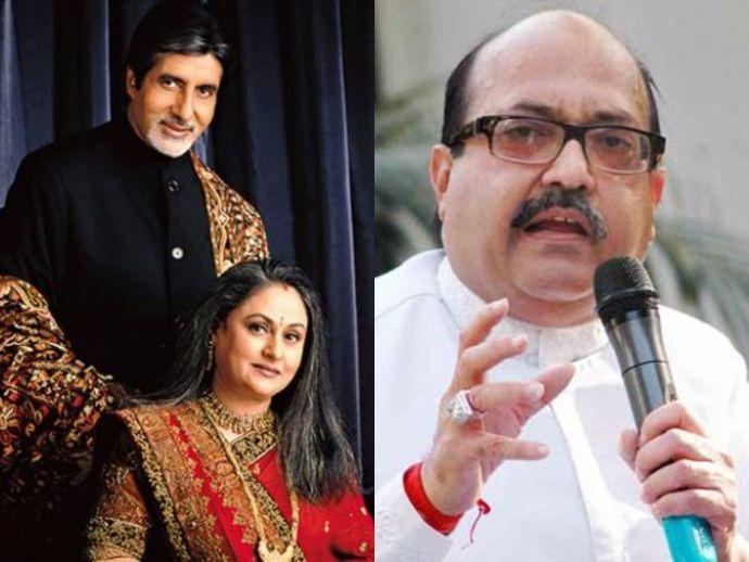 Amar Singh, Amitabh Bachchan, Jaya Bachchan, headlines, shocking allegations, living separately