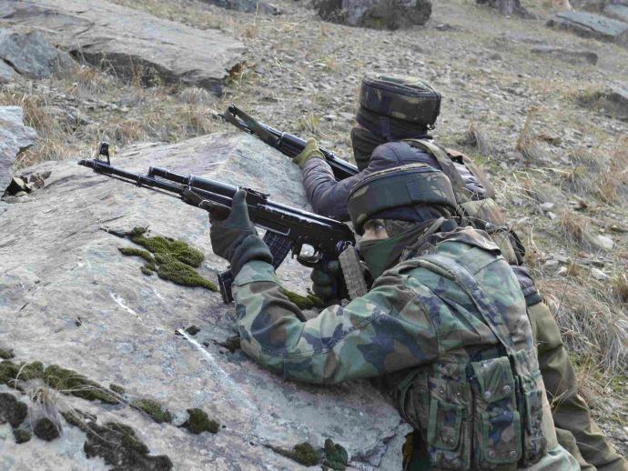Armed, Militants, Kashmir, gun, Killed, Terrorist