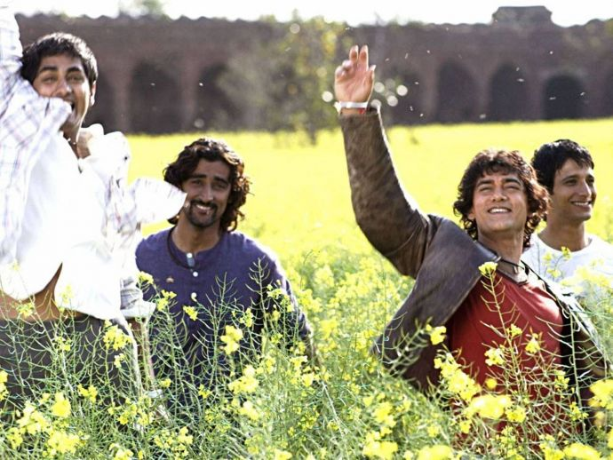 Rang De Basanti, movie, history, jallianwala baugh, british