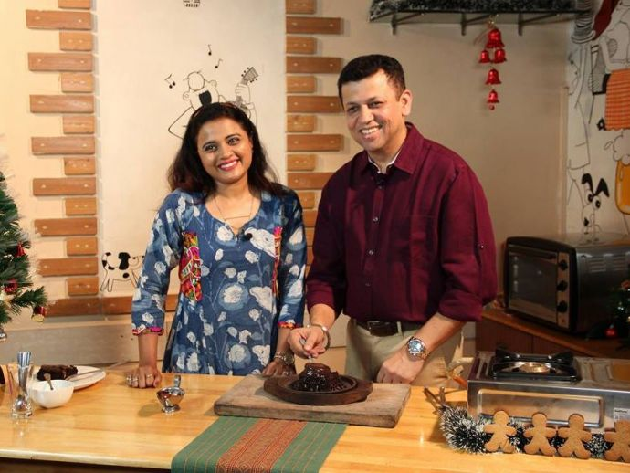Trendy Tasty Treats, Bhargavi Chirmuley, Chef Sachin Joshi, Chefs of Pune, Youtube, Web series, Food channel, Youtube food channel, DIY's, Interesting recipes, healthy recipes