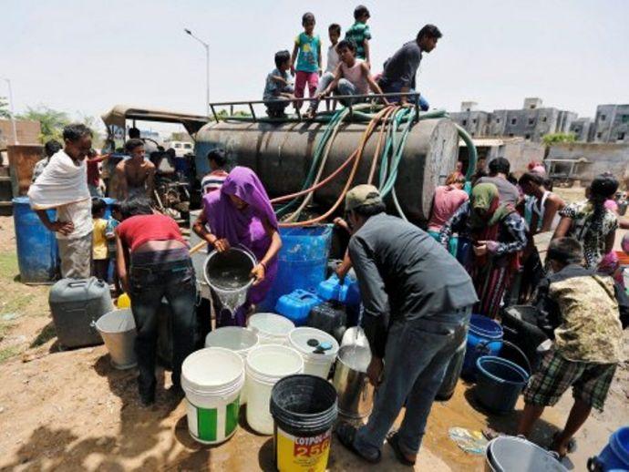 nagpur, nagpur news, NMC, water supply, NMC water department, NMC water crises, 12 Core Project