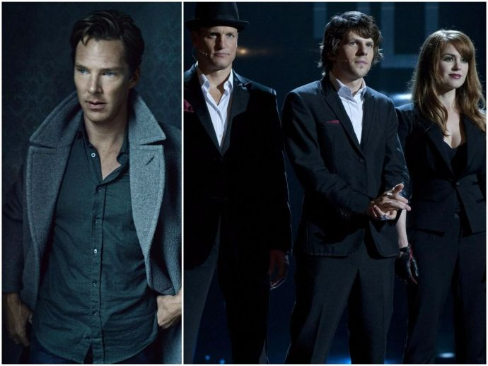 Now You see Me 3, Benedict Cumberbatch, Sherlock, Dr. Strange, magic, movies