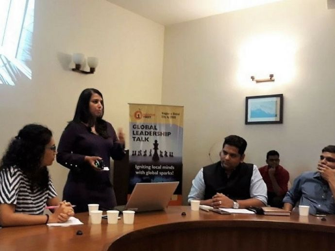 Nagpur, Smita Gawande, Torana Inc, Nagpur First