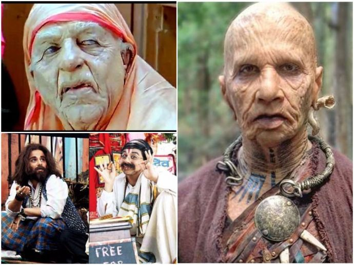 Sushant Singh Rajput, Kriti Sanon, Raabta, Rajkummar Rao, Prosthetic Avatar, Rishi Kapoor, Akshay Kumar, Amitabh Bachchan